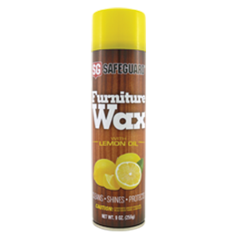 Furniture Polish With Lemon Oil