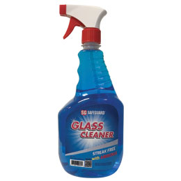 Safeguard Glass Cleaner 32oz